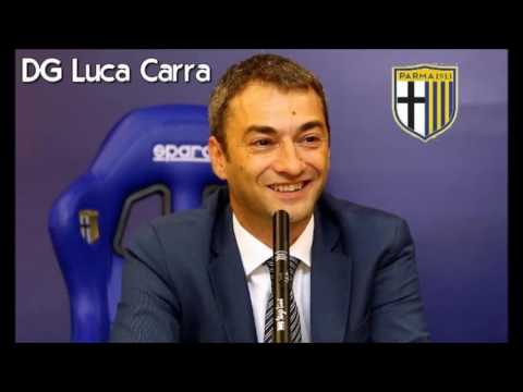 Luca Carra a Palla in Tribuna (Radio Parma)