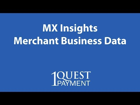 Merchant Services Business Data - MX Insights - Credit Card Processing Intel in Orlando FL
