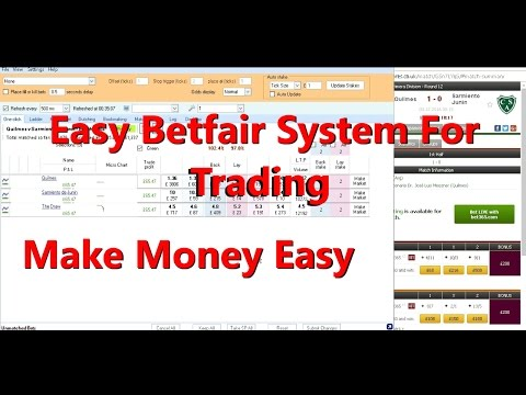 How To Trade On Betfair Liverpool v Man City 31.12.16