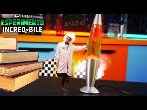 CREARE una LAVA-LAMP! - Esperimento Incredibile