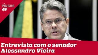 CPI da Lava Toga: Alessandro Vieira explica próximos passos