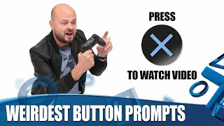 7 Amazing Button Prompts You Only Get To Press Once