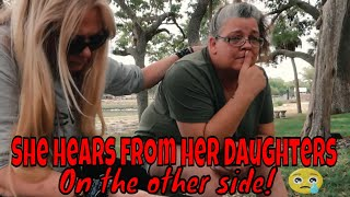 She lost her 2 Daughters 6 Months apart...They have messages for her 💞