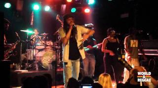 Ziggi Recado live 2011 - All Obstacles / Rumours - LVC Leiden, Holland