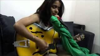 T Amo sung by Yatha Sharma with guitar