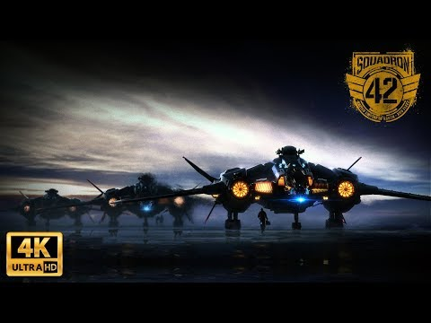 ► STAR CITIZEN: Galactic Trailer Tour Movie - All Cinematic Trailers 2019 (4K)