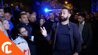 Les ambulanciers en colère dans TPMP avec Cyril Hanouna (7 novembre 2018, Paris)