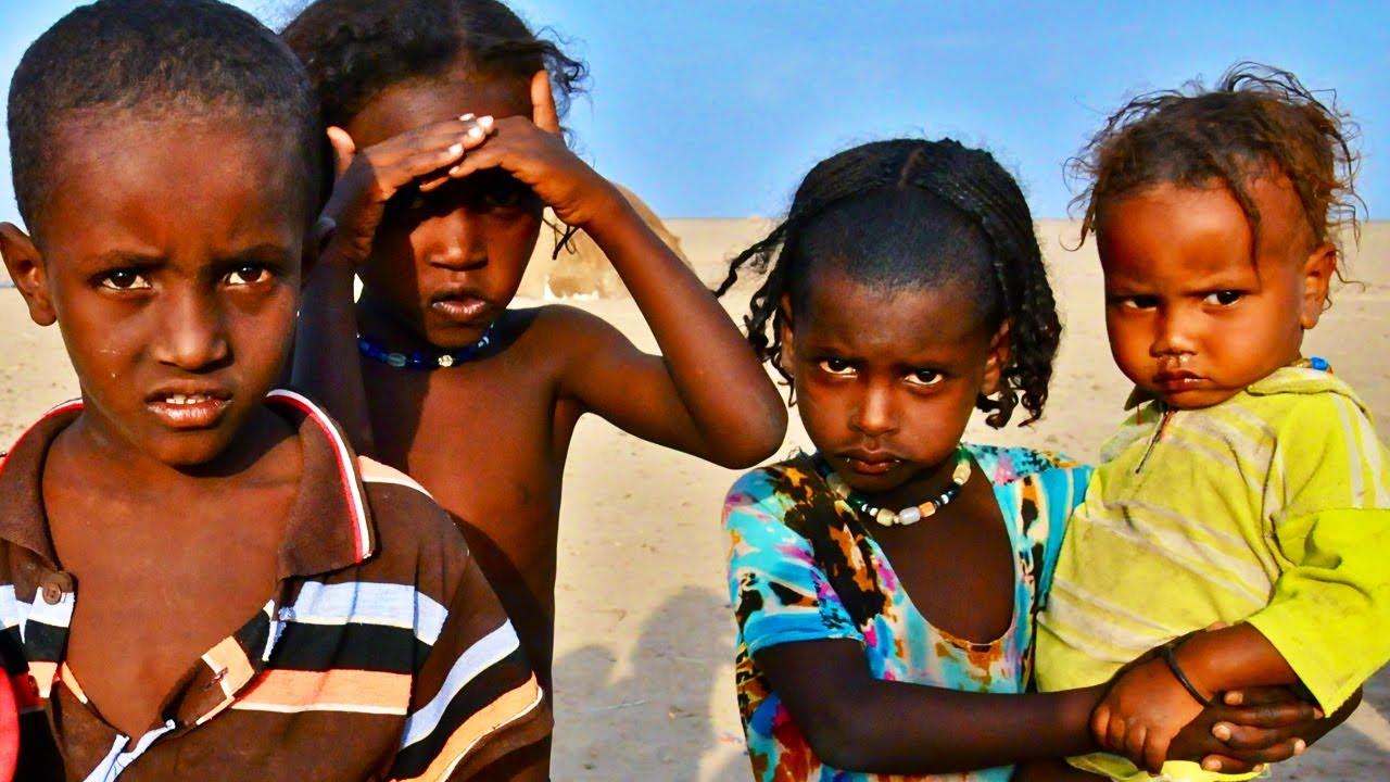 Les enfants du désert - Ali, enfant des Allols