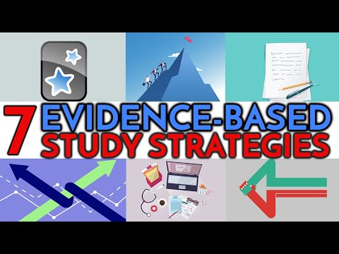 7 Evidence-Based Study Strategies (& How To Use Each)