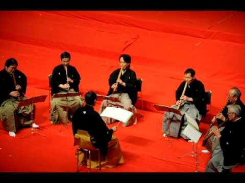 Tozan Ryu Honkyoku - 霜夜