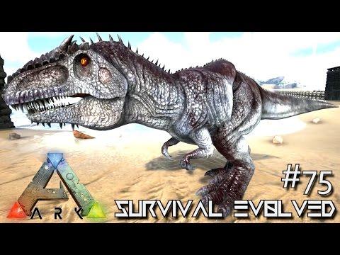 ARK: Survival Evolved - BABY GIGANOTOSAURUS BREEDING & GIGA TAMING - SEASON 3 [S3 E75] (Gameplay)