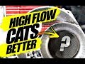 High Flow OVER Catless Mid Pipes!!! Here's Why....