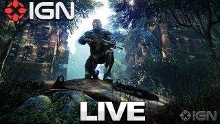Crysis 3 E3 2012 Gameplay - IGN Live