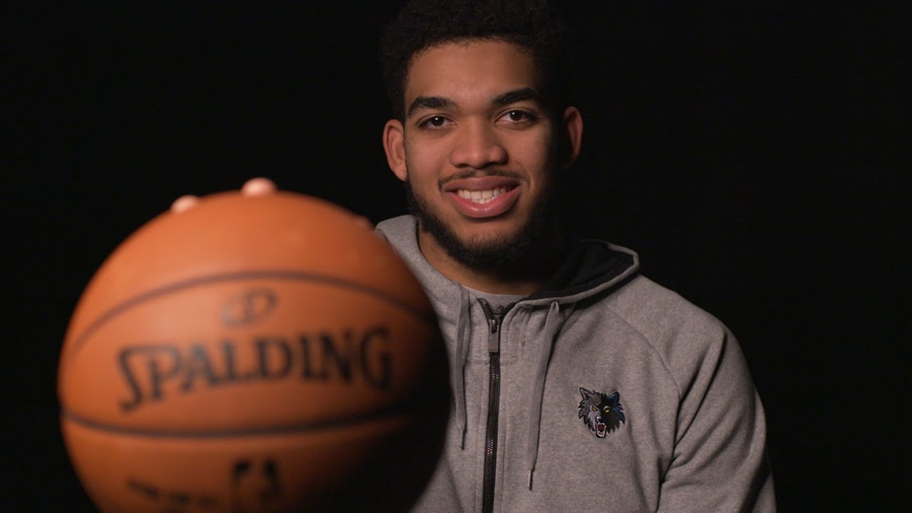 Karl-Anthony Towns: Mentor In Real Life