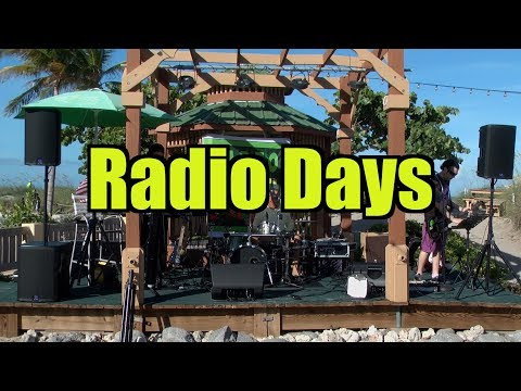 Radio Days At The Inlet Grill Fort Pierce Florida 06-22-2017