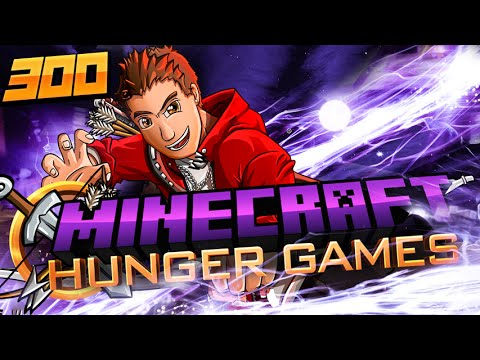 "Minecraft: Hunger Games w/Mitch! Game 300 - ""The Legend Strikes Back"""