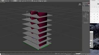 3D-printed Corsair 750d HDD cage: Design Timelapse