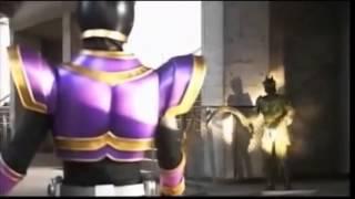 Kamen Rider Kuuga Music Video (Opening)