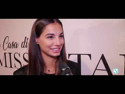 Francesca Chillemi  Le emozioni del ritorno  Miss Italia 2017