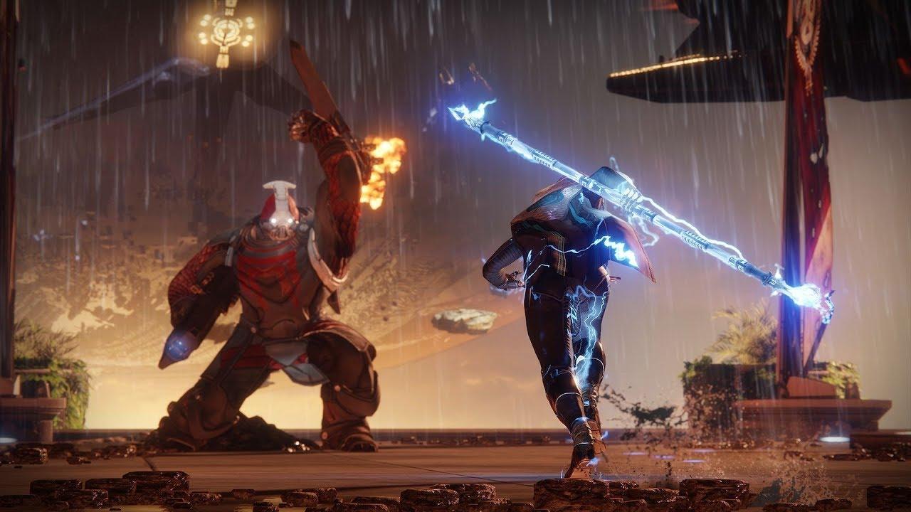 Destiny 2 ➤ Прохождение #21 ➤ Башня ➤ Искра