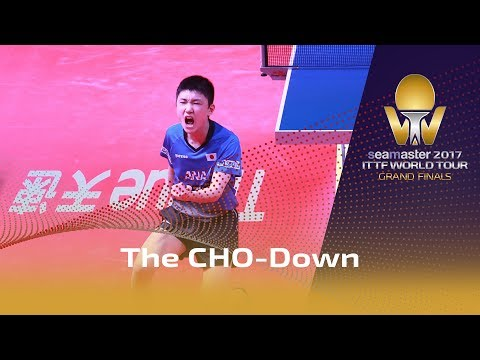 2017 Grand Finals | The CHO-down