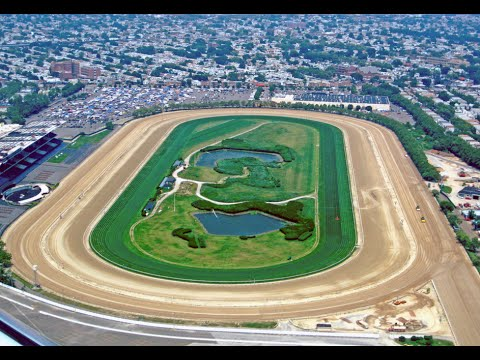 The original Aqueduct Racetrack opened in 1894