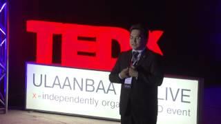 Our nature | Bayasgalan Tumenbayar | TEDxUlaanbaatar