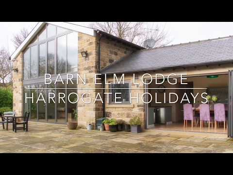 Barn Elm Lodge - Take A Tour Of This Fantastic Yorkshire Holiday Cottage