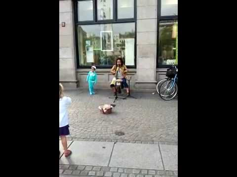 Acoustic Dubstep in Amsterdam