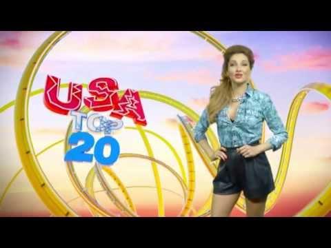 USA TOP 20 с Юлией Тойвонен на канале Music Box UA (эфир от 6.04.15)