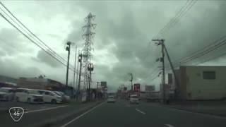【車載動画】やませ吹く国道45号 三陸の旅【2】