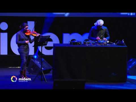 Closing performance: DJ Spooky - Midem Visionary Monday 2013