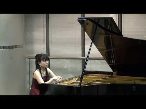 Jenő Takács :Toccata op.54 - Reiko Kuwahara/タカーチュ「トッカータ」桑原怜子