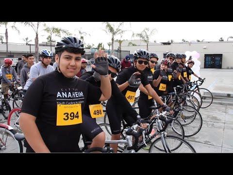 First Anaheim Colony Bike-A-Thon