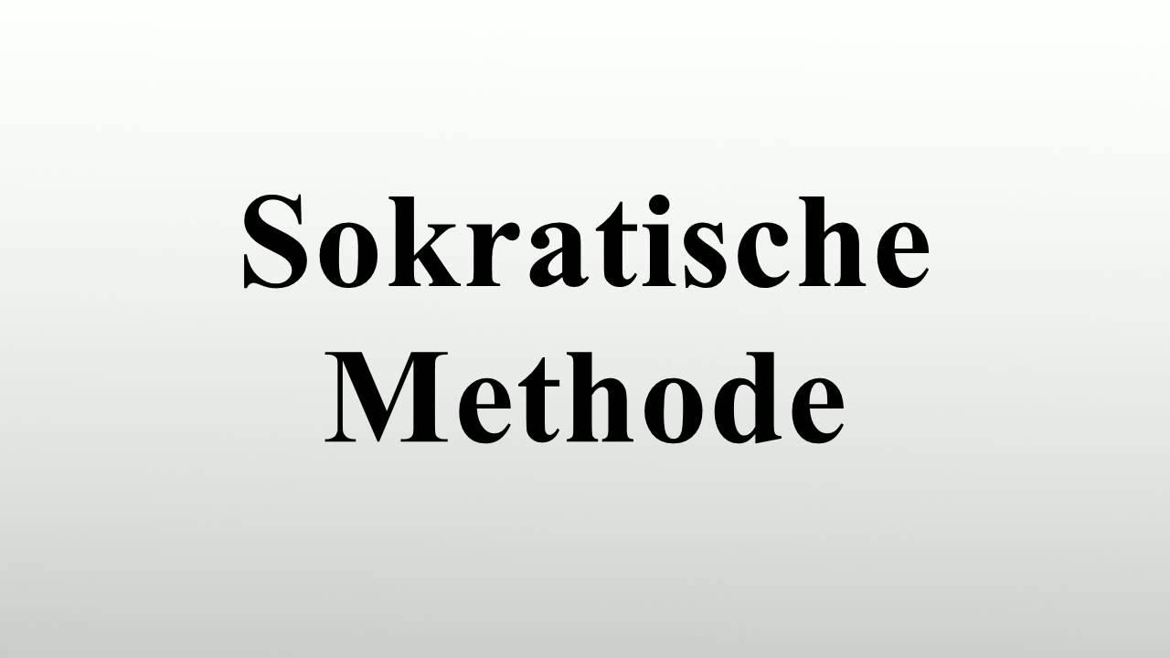 sokratische methode youtube - Sokratisches Gesprach Beispiel