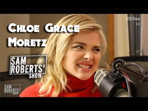 Chloe Grace Moretz - Guns, Speeding Tickets, Dating, etc - #SRShow