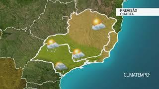 Previsão Sudeste - ASAS diminui chuva