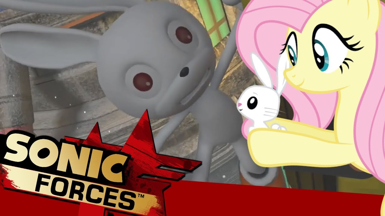Fluttershy plays