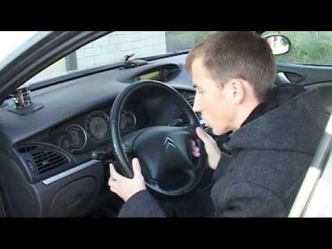 Секреты Citroen C5 в программе За рулём авто (Secrets Of Citroen C5)