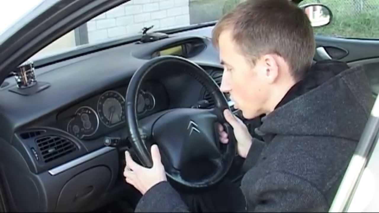 ситроен с5 обзор за рулём