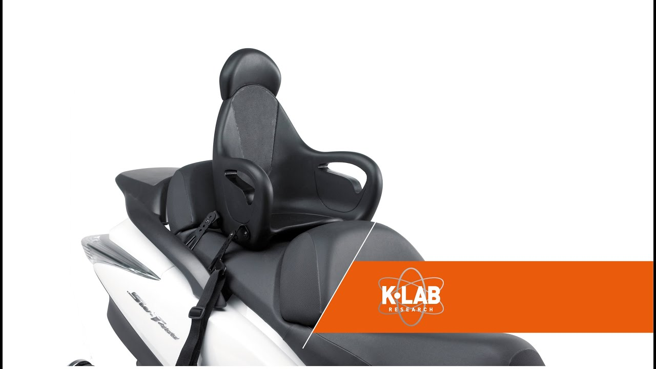 kappa ks650 petite chaise de moto d 39 enfant youtube. Black Bedroom Furniture Sets. Home Design Ideas