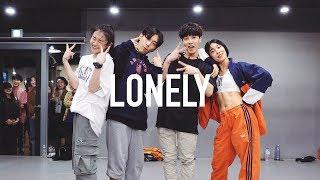 Lonely - Lee Gikwang(이기광) ft. Jiselle / Lia Kim X Yoojung Lee X Koosung Jung Choreography