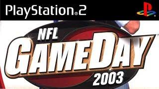 NFL GameDay 2003 Lions vs Bears - PS2 Live Stream 4/2/19