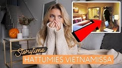 HATTUMIES HOTELLISSA - Unihalvaus Storytime
