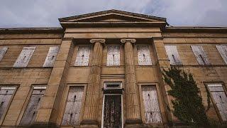 UNDERGROUND BOMB SHELTER Found at ABANDONED Mansion