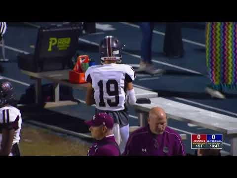 Game Replay:  Jennings vs. West Feliciana (Louisiana)