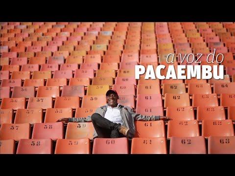 """""""O seu, o meu, o nosso Pacaembu"""""""