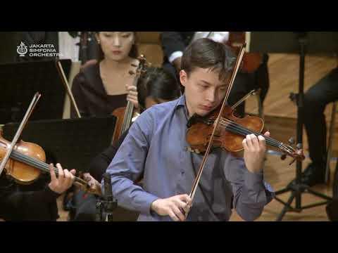SIBELIUS | Violin Concerto / Jahja Ling · Jakarta Simfonia Orchestra