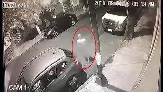 Голый извращенец в Мексике напал на девушку