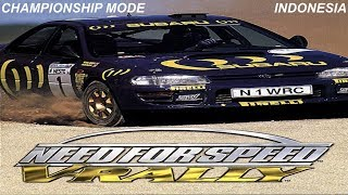 Need For Speed V Rally PS1 Championship Mode part 1 (Indonesia)